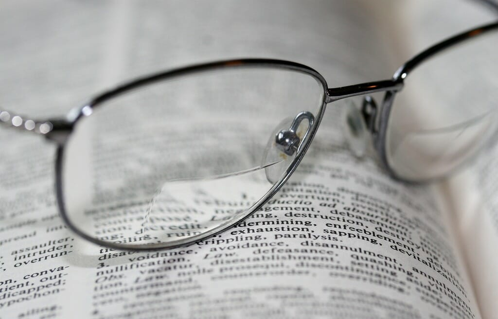 an analysis of the topic of the eyeshade and bifocals Patients who need bifocals are usually nearsighted and also have an inability to focus on nearby objects that often occurs during middle age.